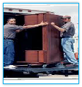 Experienced International Movers